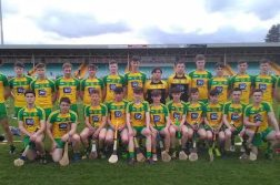 Donegal minor hurlers 2017
