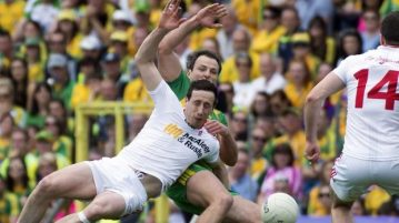 Donegal v Tyrone 10