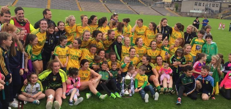 Donegal ladies have a new management team for 2018