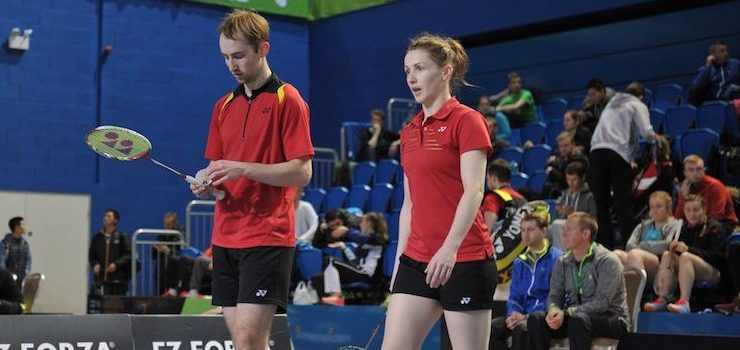 Magees put up big fight against World number 7 pair in China Open
