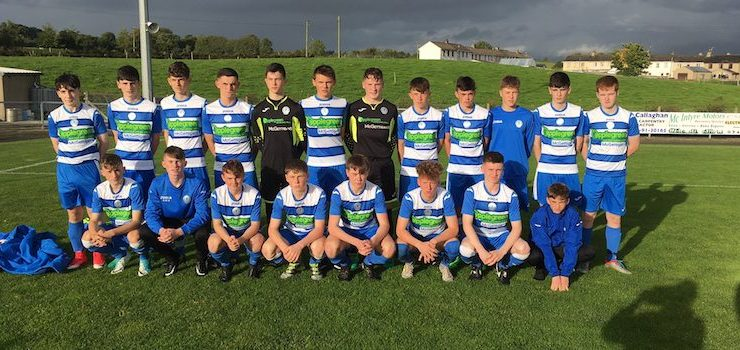 Listen: 'More positives than negatives' for McHugh as Harps U15s lose to Sligo