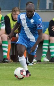Pascal Millien. Picture by Joe Boland, North West News Pix