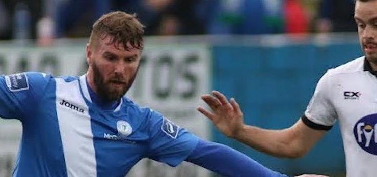 Paddy McCourt to miss large swathe of Finn Harps' run-in