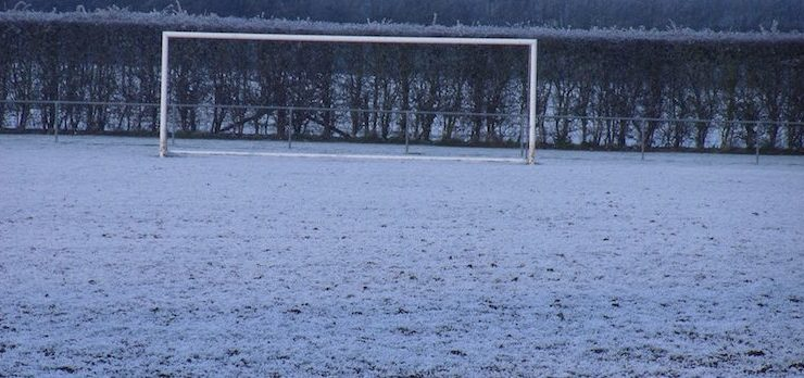 Updates: Sporting fixtures being hit by adverse weather conditions