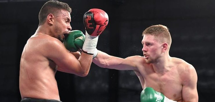 Watch: Jason Quigley on prospect 'Spike' fight – and why 'Canelo' beat GGG