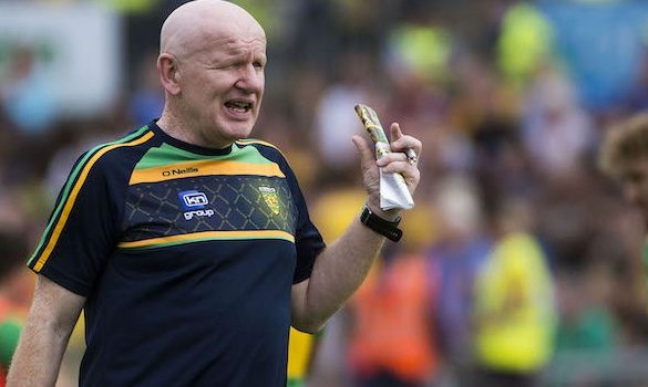 Listen: Declan Bonner says Donegal are 'chomping at the bit'