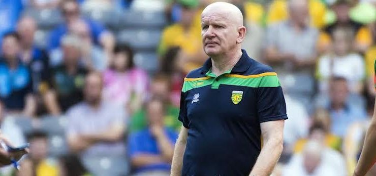 'I felt there was more in us' – Donegal manager Declan Bonner
