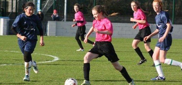 Young Fanad footballer raises defibrillator awareness ahead of her big return
