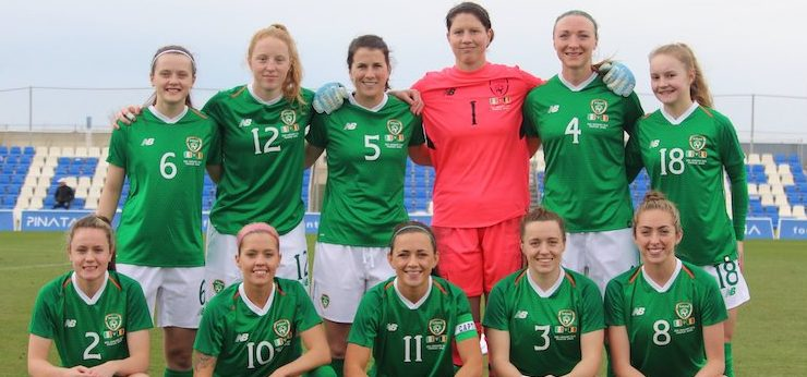 Tyler Toland returns, but Ireland pipped in friendly by Belgium