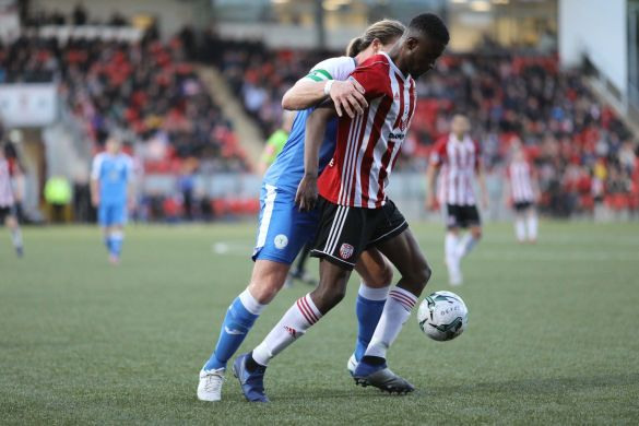 Watch: See all the goals as Derry City defeat Finn Harps