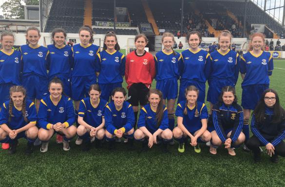 Champions! Carndonagh CS win dramatic National Cup final