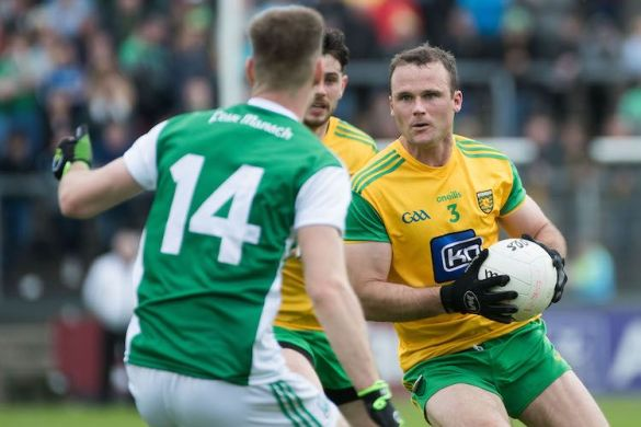 Listen: Donegal full-back Neil McGee on his new lease of life