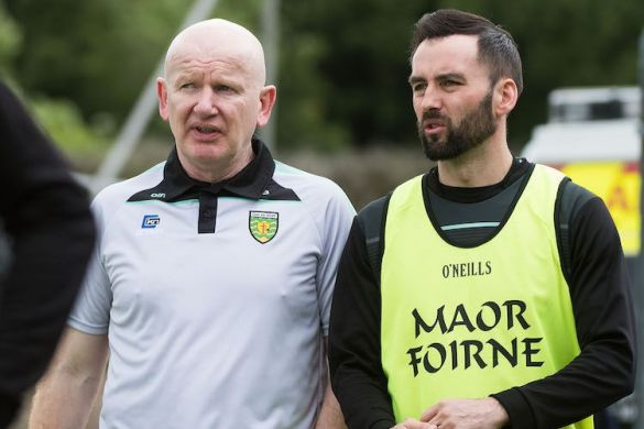 Listen: It's all about winning for Donegal boss Declan Bonner