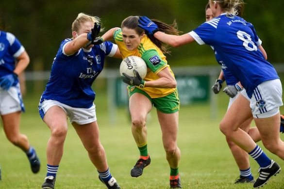 Listen: 'Our girls stood up so tall,' says Donegal's Katy Herron