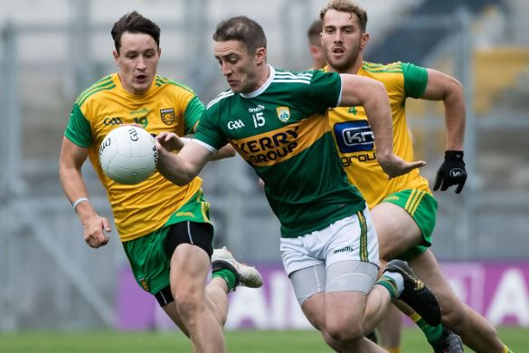 Watch: See the highlights from Donegal's exciting draw with Kerry