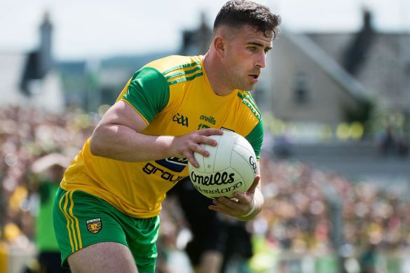 Listen: Patrick McBrearty marks 100th Donegal appearance with victory in Super 8s