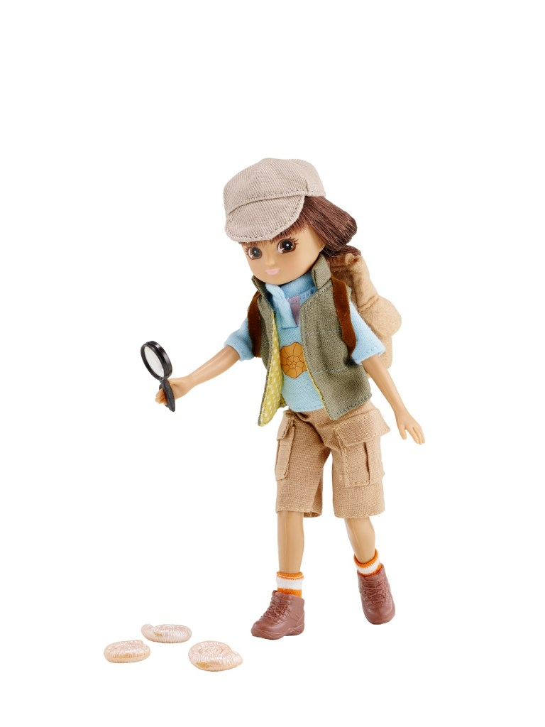 Fossil Hunter Lottie €24.95