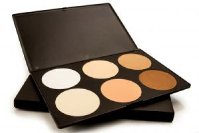 Blank Canvas Cosmetics 6 Contour/Highlight Palette #1 (Powders) 19.99€