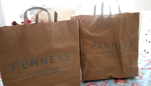 Misprint on Penneys bag completely changes intended meaning