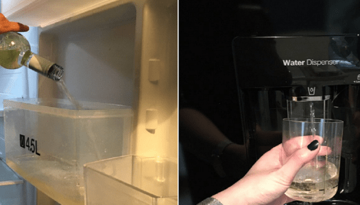 This woman has revolutionised wine pouring forever