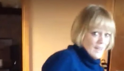 Irish mammy lashes out after son's hilarious prank