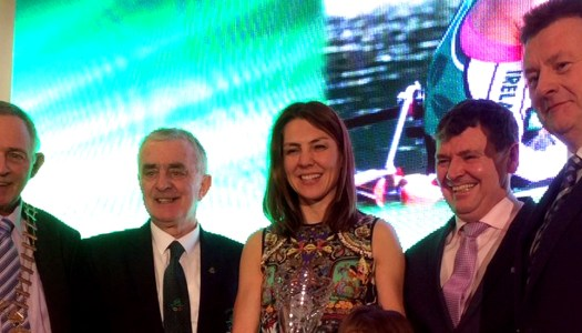 Sinead is Donegal's Overall Sports Star