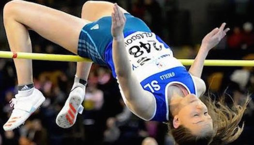 Finn Valley's Sommer shines on way to winning Irish indoor gold