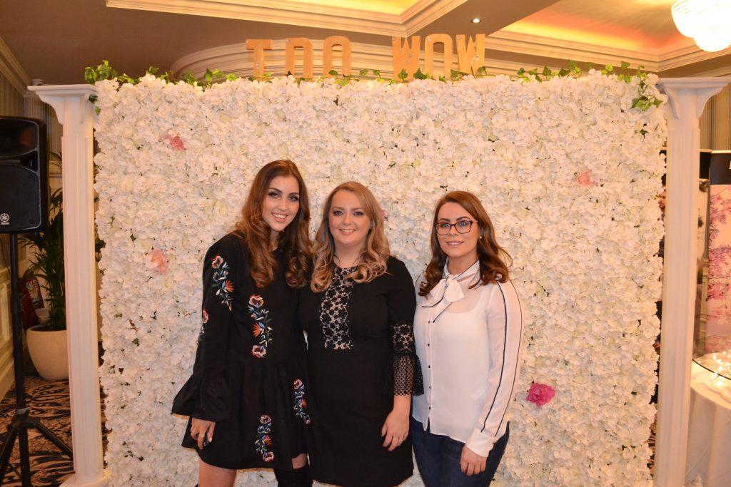 Tara O'Farrell, Carina Monteith and Jennifer Rock