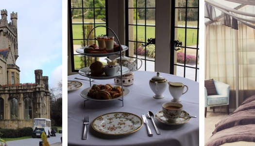 Sweet indulgence in Solís Lough Eske Castle