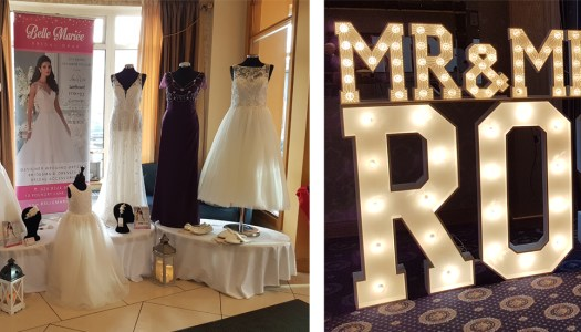 Gallery: A wedding fayre of romance and roses