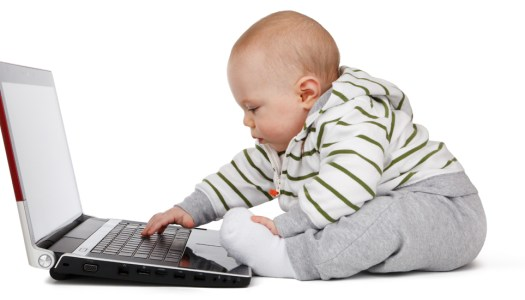 Shocking stats reveal toddlers are going online unsupervised