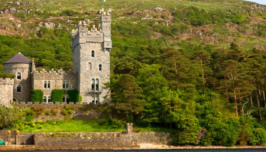 The man who brought out the beauty in Glenveagh