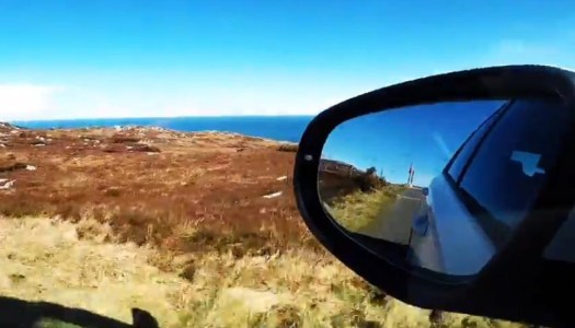 Sunny days on Donegal's Wild Atlantic Way
