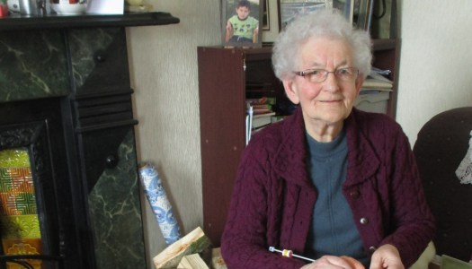 Inspirational Mary proves it's never too late to quit smoking