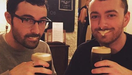 Sam Smith's Donegal secret is out