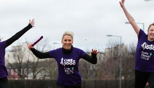 Be one of the 1,000 to make a difference at the Womens Mini-Marathon