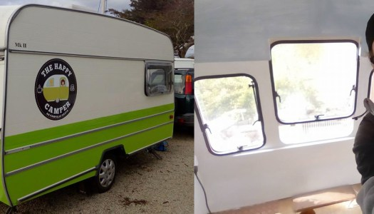 The Happy Camper is back… and they've got flipping great news