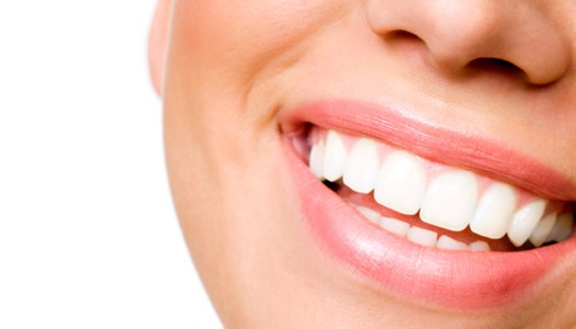 Top three tricks for a whiter smile