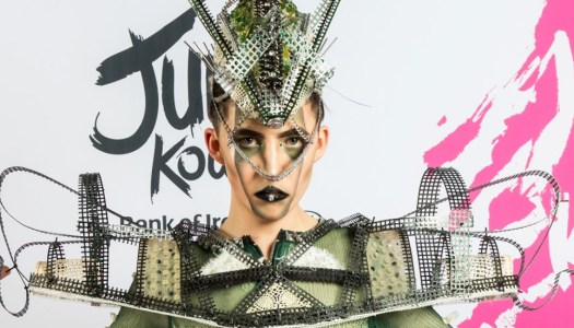 Ingenious design by Donegal student takes Junk Kouture 2017 title