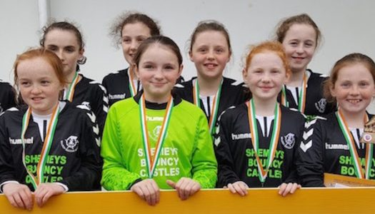 Success for Mulroy Under-12s at Easter Tournament in Kilkenny