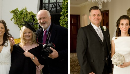 You look familiar! Curious coincidences spotted at Donegal weddings