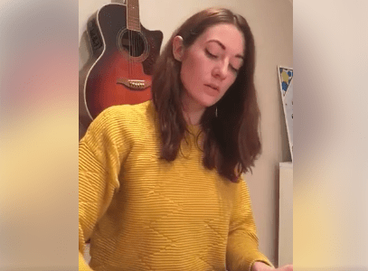 Musician pens powerful song for blogger who suffered miscarriage