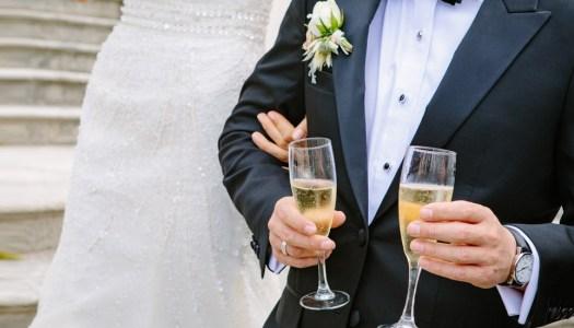 Wedding 101: Champagne taste, beer budget