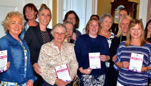 Donegal Women in Business stand tall against effects of tech