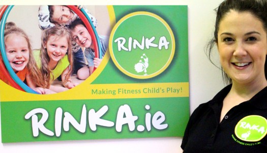This Donegal Town girl is making fitness child's play!