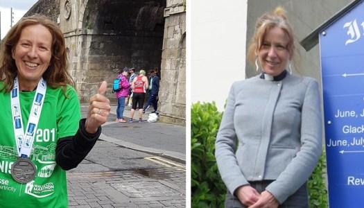 Reverend Alison runs a successful campaign for church hall