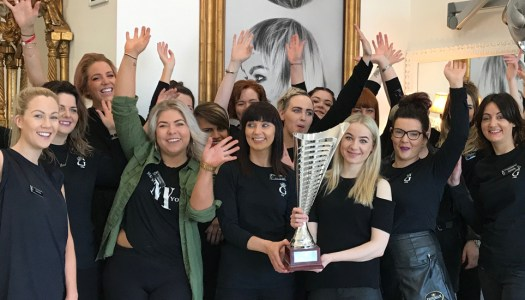 Donegal hairdressers cut through competitors to remain Best Salon in Ireland