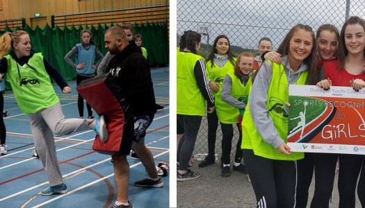 Donegal girls kick out at barriers in sport