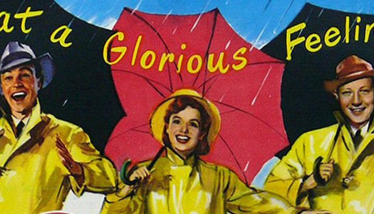 Make a splash in the LMS chorus of Singin' in the Rain