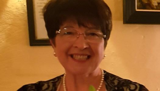Great show of appreciation for Marrietta Herraghty on her retirement